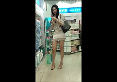 Petite Asian TS Puppe Genießt reife geile frauen gratis Tief Anal